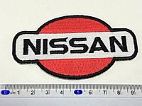 Нашивка Nissan ( ниссан)