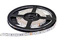 Светодиодная лента SMD 5050 (30 LED/m) RGB IP20 Premium, фото 1