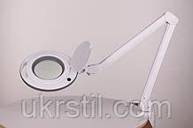 Лампа-лупа 6017 LED на 3 диоптрий, 8W