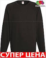 Мужская кофта, свитер, реглан Легкая Цвет Чёрный Размер Xl 62-138-36 Xl