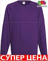 Мужская кофта, свитер, реглан Легкая Цвет Фиолетовый Размер M 62-138-Pe M