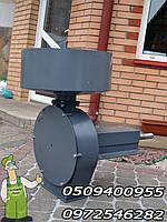 Мощная молотковая зернодробилка ДКУ без двигателя — до 400 кг/час