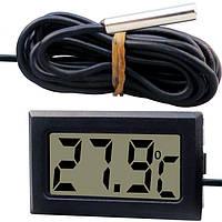 Цифровой Термометр TPM 10 DC1 с Выносным Датчиком Температуры