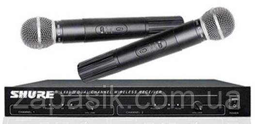 Радиосистема Shure LX 88 II 2 Радиомикрофона