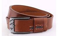 Ремень мужской кожаный Armani 40 мм 930289