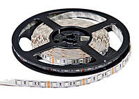 Светодиодная лента SMD 5050 (60 LED/m) RGB IP20 Econom, фото 1