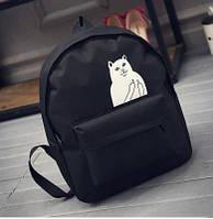 "Рюкзак ""Наглый кот Ripndip lord Nermal cat"""