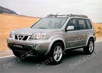 Ветровик NISSAN X-Trail II 2007 (на скотче)