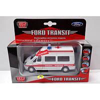 Автомодель Ford Transit Реанімація (світло, звук)