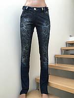 """Джинсы женские """"Trussardi jeans"""" джинсы женские модные зауженные слим Slim"""