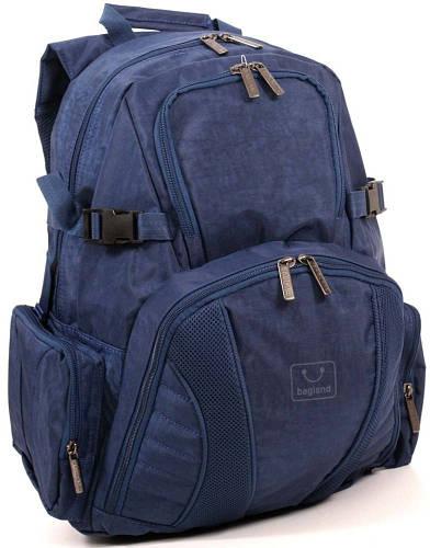 Рюкзак большой городской 30 л. Bagland 18870-1, синий