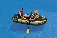 Двухместная лодка Intex 68346