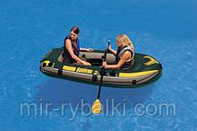 Двомісна човен Intex 68346