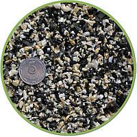 Грунт черно-белый Nechay фракция 2-5мм 10кг