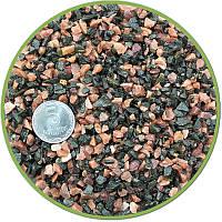 Грунт черно-розовый Nechay фракция 2-4мм 10кг