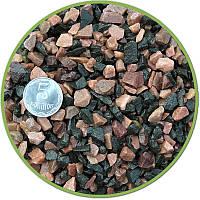 Грунт черно-розовый Nechay фракция 5-10мм 10кг