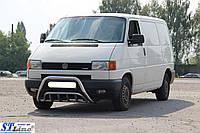 Volkswagen T4 Caravelle/Multivan Кенгурятник WT002 (нерж)