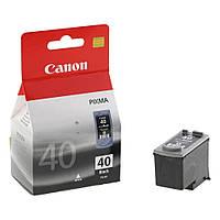 Картридж струйный CANON PG-40 Black