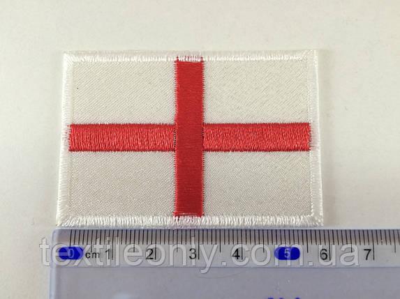 Нашивка флаг Англии (England), фото 2