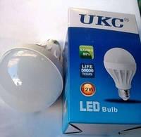 Светодиодная Лед лампочка УКС 5 Вт (LED Bulb 5W UKC)