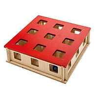 Ferplast (Ферпласт) Magic Box Игрушка для кошек из дерева