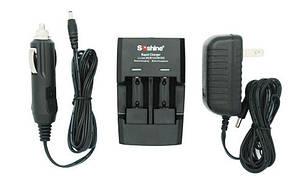 Зарядное устройство Soshine SC-S5 (CR2, CR123A, 16340), фото 2