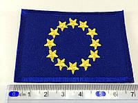 Нашивка флаг Евро союз (Euro union)