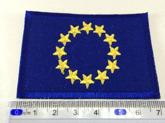 Нашивка прапор Євро союз (Euro union), фото 2