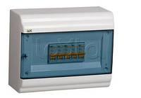 Корпус пласт.  ЩРН-П- 9 мод. 1ряд навесной 236x190x100 IP41 PRIME