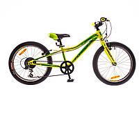 Велосипед горный Formula 20 Lime 2016 (20 дюймов)