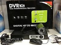 Комплект Видеонаблюдения DVR 6404 KIT 4 Камеры