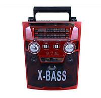 Музыкальный Центр 3 в 1 Ретро KN 60 USB MP3 FM