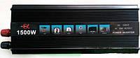 Преобразователь MMC 12V 220V 1500W Инвертор