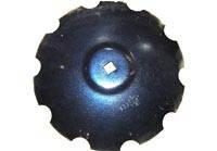 Диск бороны ромашка D710, кв.41 (бороны БДВП Краснянка) (Bellota)
