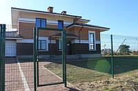 Классик (1480х1000мм) - Калитки, ворота оцинкованные с полимерным покрытием Техна-Восток