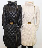 Куртка болоньевая на синтепоне для женщин р. S-2XL