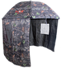 Палаточный рыбацкий зонт  камуфляжного цвета