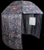 Палаточный рыбацкий зонт  камуфляжного цвета, фото 1