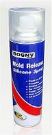 Смазка силиконовая BOSNY в аэрозоле (500 мл)