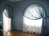 Пошив и дизайн штор для спальни