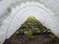 Мини парник из пластиковых дуг 7 -  метров (плотность 42 )