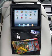 Органайзер для автомобиля на спинку сиденья Car Back Tablet Organizer