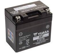 Аккумулятор для мотоцикла гелевый YUASA TTZ7S = YTZ7S 6 Ah 113x70x105