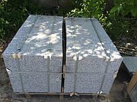 Серая плитка из гранита Покостовка
