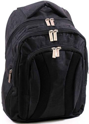 Рюкзак городской прочный 13 л. Bagland 18970-4, черный