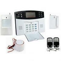 Комплект охранной сигнализации GSM 30A