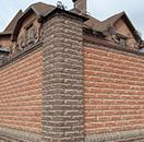 Облицовочный кирпич, фасадная плитка