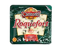 Овечий сыр с благородной голубой плесенью Рокфор / Roquefort,100gr