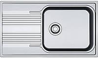 Мойка Franke SRX 611-86 XL сталь декорированная