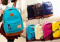 СТИЛЬНЫЙ Японский РЮКЗАК (mimi [мими] ушки) Супер распродажа рюкзаков. Закрытие склада.